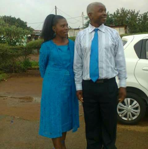Ps Phoebe and Mike Mdaka